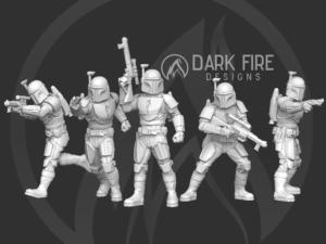 Deathwatch Crusader Squad (Non Modular)