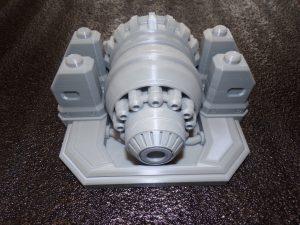 Sci-Fi Power Generator