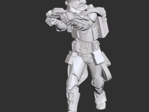 Adv Recon Commando Trooper.