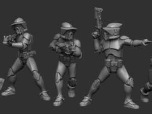 ARF Trooper Squad