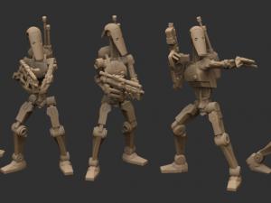 Droids Squad set.