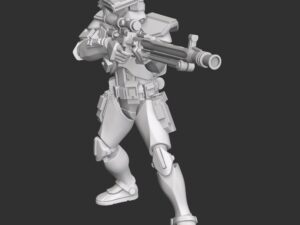 Battlefront Specialist.