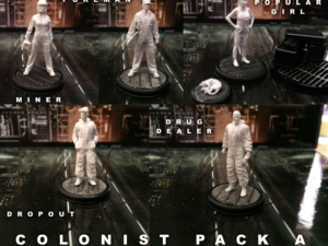 Colonists Pack A