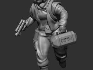 Insurgent Combat Medic