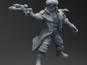 Crafty Privateer miniature