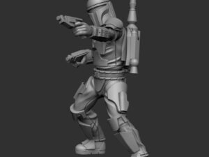 Crusader Pistol 2
