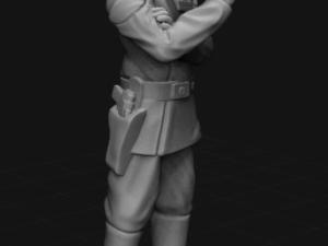 Cunning Admiral miniature