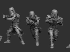 Marines Squad.