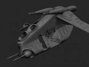 Gunship Standard version.