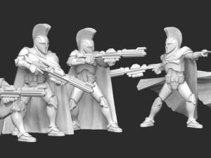 Honour Guard Commando Squad.