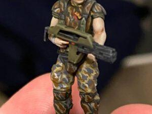 Corporal Marine A2