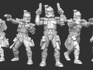 Phase 2 ARC Trooper Squad.