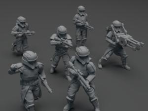 Beach Trooper Squad