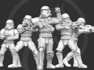 Imperial Trooper Squad